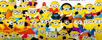 ハッピーセットミニオン2020年7月17日全30種類おもちゃイメージ