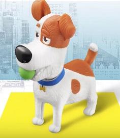 ハッピーセット「ペット2」2019年7月26日おもちゃ一例