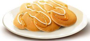 マック「プチパンケーキ」