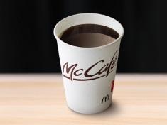 マック「ホットコーヒー」