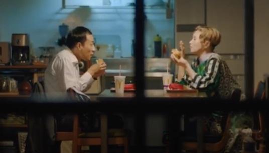 マクドナルド「ごはんバーガー「ごはんダブチ「ごはんatHOME・母」篇 60秒」 2020年10月6日