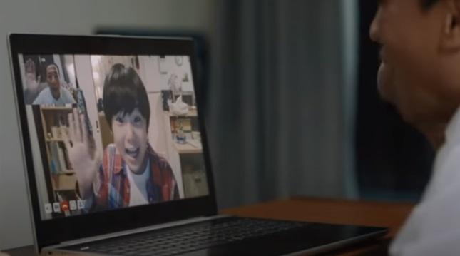 マクドナルド「ごはんバーガー「ごはんatHOME・息子」篇30秒」 2020年10月6日