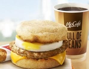 朝マックセットのイメージ