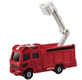 ハッピーセット「トミカ・消防車」2019年4月