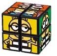 マクドナルドハッピーセット「ミニオン・ルービックキューブ ボックス、2✕2」