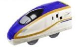 ハッピーセットプラレール第1弾「E7系新幹線かがやき」2019年10月11日