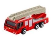 トミカハッピーセット「日野はしご付消防車(モリタ・スーパージャイロラダー)」2020年4月