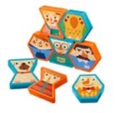 マクドナルド「ハッピーセットボーネルンド・ゆかいな仲間のパズルブロック」2020年6月7月
