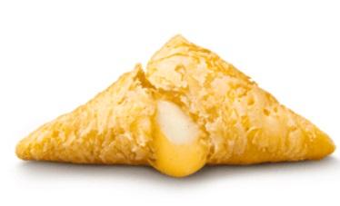 マクドナルド「三角チョコパイ よくばりカスタード」