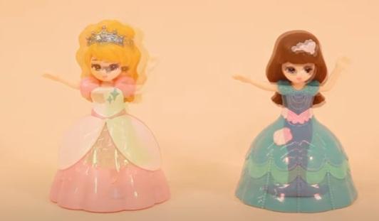 ハッピーセット週末プレゼント第2弾のドレスはきせかえ可能