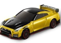 ハッピーセットトミカ2021第2弾の秘密のおもちゃ「NISSAN GT-R NISMO2022モデルゴールド」